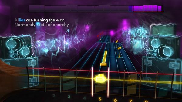 Скриншот №1 к Rocksmith® 2014 Edition – Remastered – Sabaton Song Pack