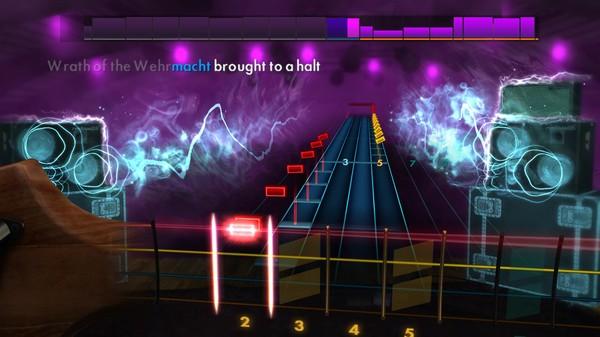 Скриншот №3 к Rocksmith® 2014 Edition – Remastered – Sabaton Song Pack