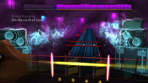 "Скриншот №5 к Rocksmith® 2014 Edition – Remastered – Sabaton - ""Primo Victoria"""
