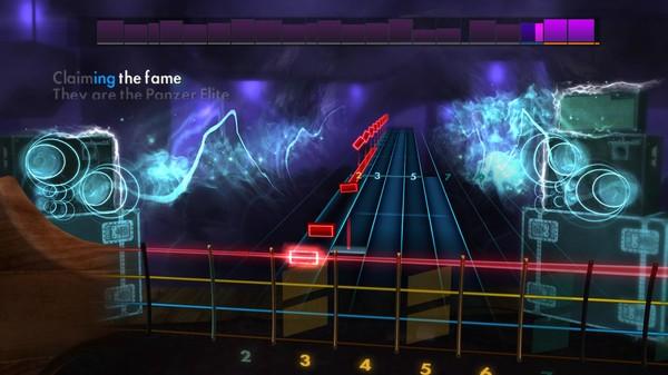 "Скриншот №5 к Rocksmith® 2014 Edition – Remastered – Sabaton - ""Ghost Division"""