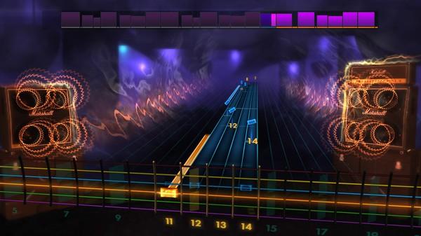 "Скриншот №1 к Rocksmith® 2014 Edition – Remastered – Sabaton - ""Ghost Division"""