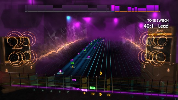 "Скриншот №4 к Rocksmith® 2014 Edition – Remastered – Sabaton - ""401"""