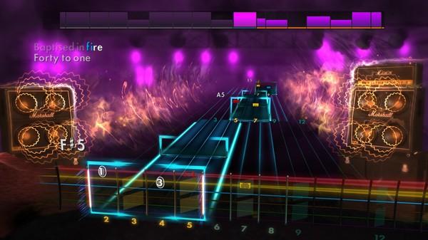 "Скриншот №1 к Rocksmith® 2014 Edition – Remastered – Sabaton - ""401"""