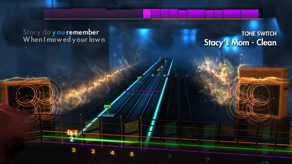 Скриншот №3 к Rocksmith® 2014 Edition – Remastered – 2000s Mix Song Pack V