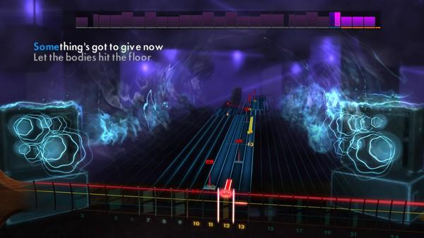 "Скриншот №3 к Rocksmith® 2014 Edition – Remastered – Drowning Pool - ""Bodies"""