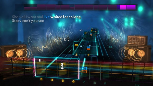 "Скриншот №2 к Rocksmith® 2014 Edition – Remastered – Fountains of Wayne - ""Stacys Mom"""