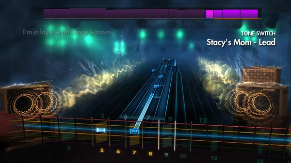 "Скриншот №1 к Rocksmith® 2014 Edition – Remastered – Fountains of Wayne - ""Stacys Mom"""