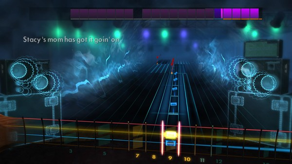 "Скриншот №5 к Rocksmith® 2014 Edition – Remastered – Fountains of Wayne - ""Stacys Mom"""