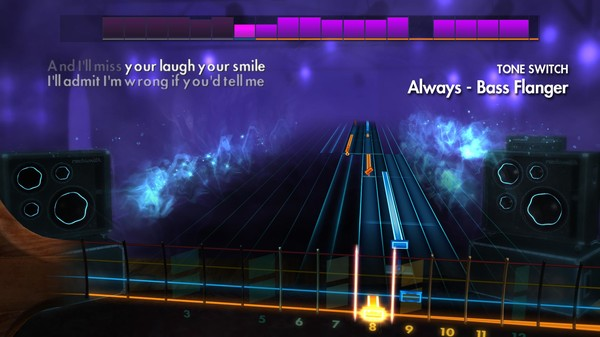 "Скриншот №5 к Rocksmith® 2014 Edition – Remastered – blink-182 - ""Always"""