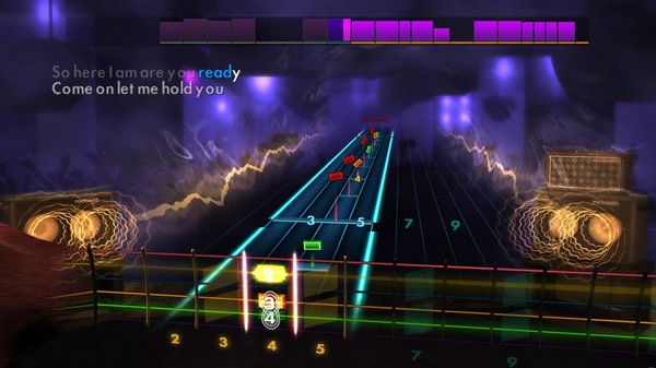 "Скриншот №1 к Rocksmith® 2014 Edition – Remastered – blink-182 - ""Always"""