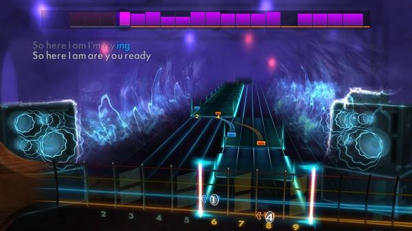 "Скриншот №4 к Rocksmith® 2014 Edition – Remastered – blink-182 - ""Always"""