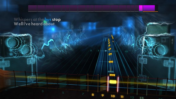 """Скриншот №5 к Rocksmith® 2014 Edition – Remastered – Gin Blossoms - """"Found Out About You"""""""