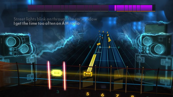 """Скриншот №4 к Rocksmith® 2014 Edition – Remastered – Gin Blossoms - """"Found Out About You"""""""