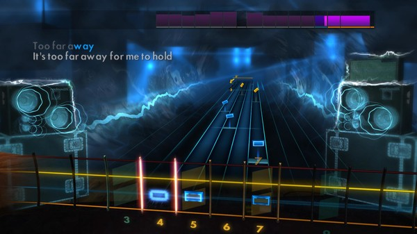 "Скриншот №5 к Rocksmith® 2014 Edition – Remastered – Fuel - ""Shimmer"""