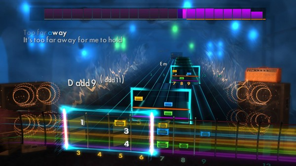 "Скриншот №2 к Rocksmith® 2014 Edition – Remastered – Fuel - ""Shimmer"""