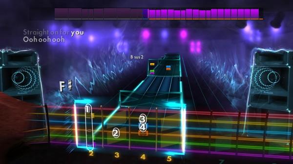Скриншот №5 к Rocksmith® 2014 Edition – Remastered – Heart Song Pack