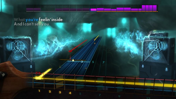 """Скриншот №5 к Rocksmith® 2014 Edition – Remastered – Heart - """"What About Love"""""""
