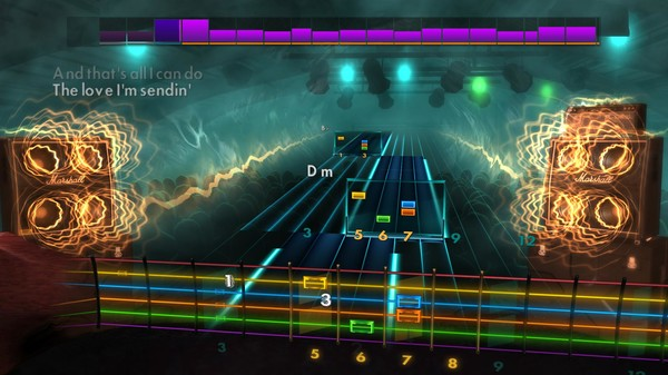 """Скриншот №3 к Rocksmith® 2014 Edition – Remastered – Heart - """"What About Love"""""""