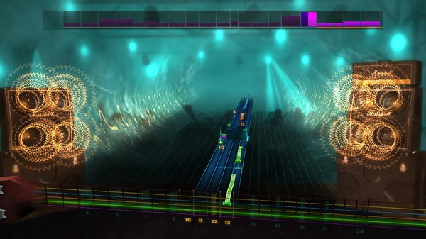 """Скриншот №1 к Rocksmith® 2014 Edition – Remastered – Heart - """"What About Love"""""""