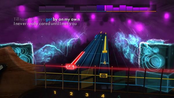 "Скриншот №5 к Rocksmith® 2014 Edition – Remastered – Heart - ""Alone"""