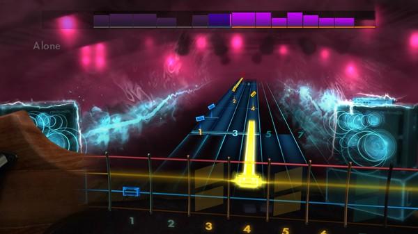 "Скриншот №4 к Rocksmith® 2014 Edition – Remastered – Heart - ""Alone"""