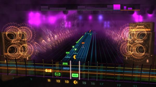 "Скриншот №1 к Rocksmith® 2014 Edition – Remastered – Heart - ""Alone"""