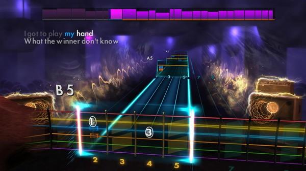 """Скриншот №3 к Rocksmith® 2014 Edition – Remastered – Heart - """"Straight On"""""""