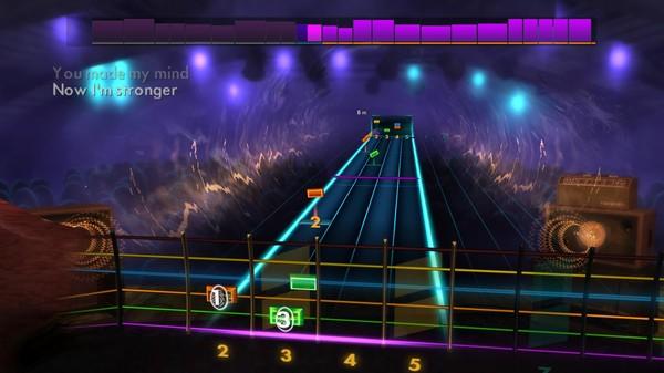 """Скриншот №1 к Rocksmith® 2014 Edition – Remastered – Heart - """"Straight On"""""""