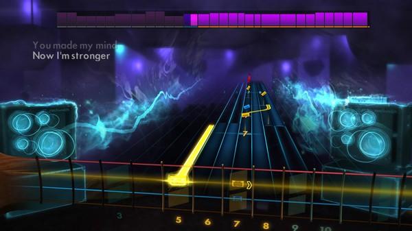 """Скриншот №4 к Rocksmith® 2014 Edition – Remastered – Heart - """"Straight On"""""""