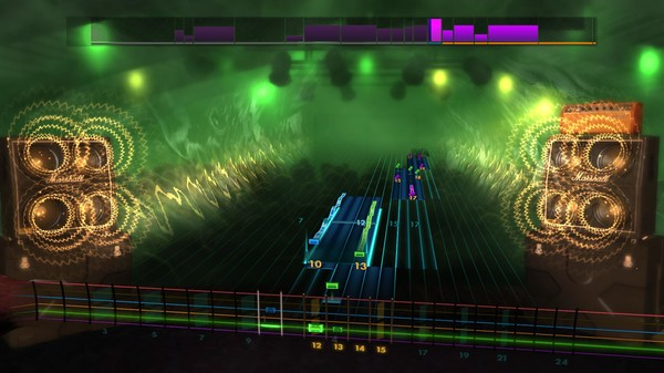 Скриншот №6 к Rocksmith® 2014 Edition – Remastered – Night Ranger Song Pack
