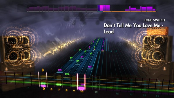 Скриншот №5 к Rocksmith® 2014 Edition – Remastered – Night Ranger Song Pack