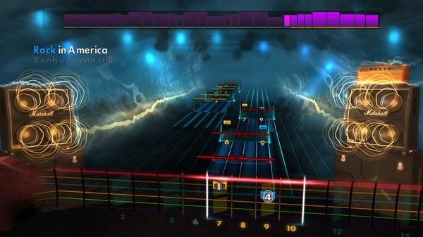 Скриншот №4 к Rocksmith® 2014 Edition – Remastered – Night Ranger Song Pack