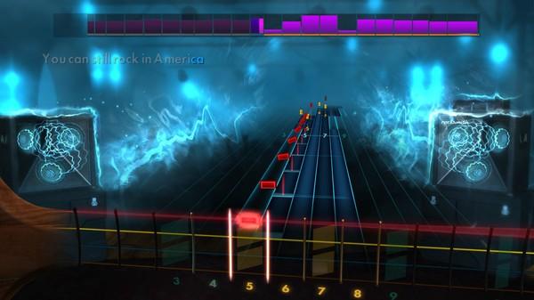 Скриншот №2 к Rocksmith® 2014 Edition – Remastered – Night Ranger Song Pack