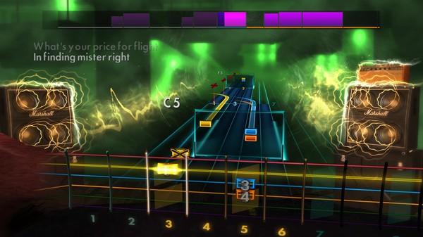 "Скриншот №2 к Rocksmith® 2014 Edition – Remastered – Night Ranger - ""Sister Christian"""