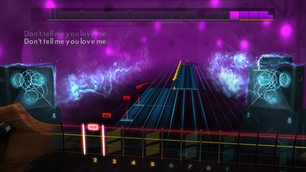 "Скриншот №5 к Rocksmith® 2014 Edition – Remastered – Night Ranger - ""Dont Tell Me You Love Me"""