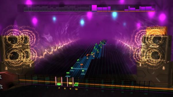 "Скриншот №6 к Rocksmith® 2014 Edition – Remastered – Night Ranger - ""Dont Tell Me You Love Me"""