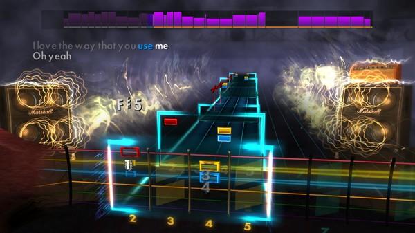 "Скриншот №2 к Rocksmith® 2014 Edition – Remastered – Night Ranger - ""Dont Tell Me You Love Me"""
