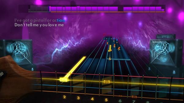 "Скриншот №3 к Rocksmith® 2014 Edition – Remastered – Night Ranger - ""Dont Tell Me You Love Me"""