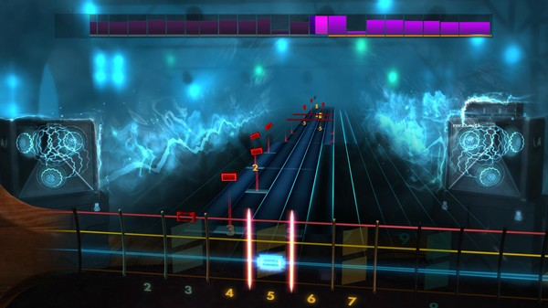 "Скриншот №1 к Rocksmith® 2014 Edition – Remastered – Night Ranger - ""You Can Still Rock in America"""