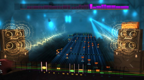 "Скриншот №2 к Rocksmith® 2014 Edition – Remastered – Night Ranger - ""You Can Still Rock in America"""