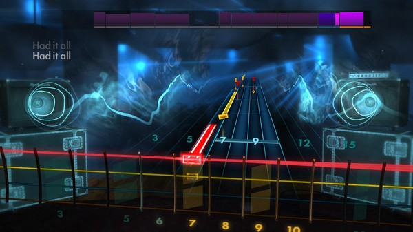 Скриншот №2 к Rocksmith® 2014 Edition – Remastered – 70s Mix Song Pack V