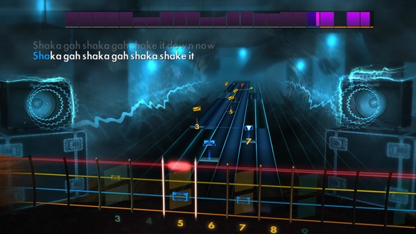 Скриншот №3 к Rocksmith® 2014 Edition – Remastered – 70s Mix Song Pack V