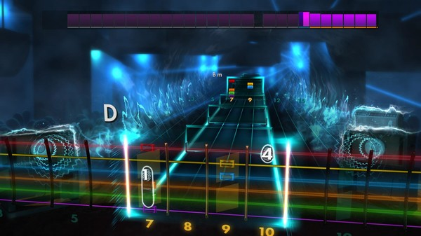 Скриншот №5 к Rocksmith® 2014 Edition – Remastered – 70s Mix Song Pack V