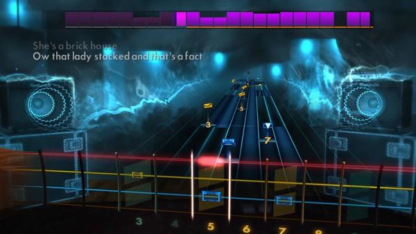 """Скриншот №3 к Rocksmith® 2014 Edition – Remastered – Commodores - """"Brick House"""""""