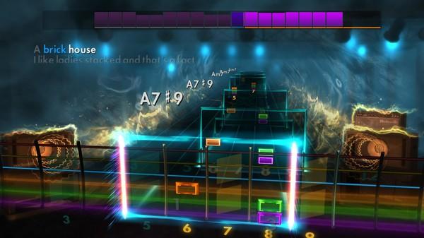 """Скриншот №1 к Rocksmith® 2014 Edition – Remastered – Commodores - """"Brick House"""""""