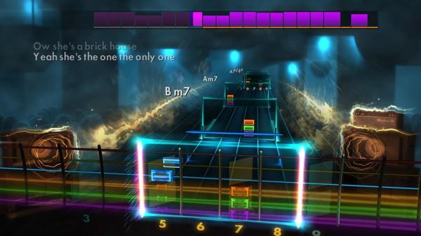 """Скриншот №5 к Rocksmith® 2014 Edition – Remastered – Commodores - """"Brick House"""""""