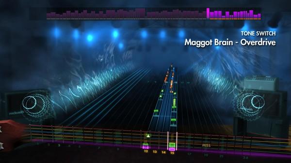 "Скриншот №5 к Rocksmith® 2014 Edition – Remastered – Funkadelic - ""Maggot Brain"