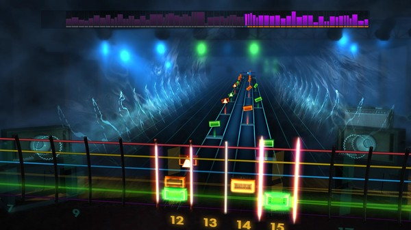 "Скриншот №4 к Rocksmith® 2014 Edition – Remastered – Funkadelic - ""Maggot Brain"