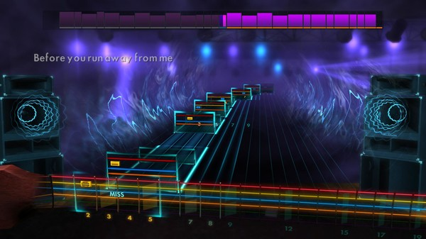 "Скриншот №3 к Rocksmith® 2014 Edition – Remastered – Radiohead - ""Jigsaw Falling Into Place"""