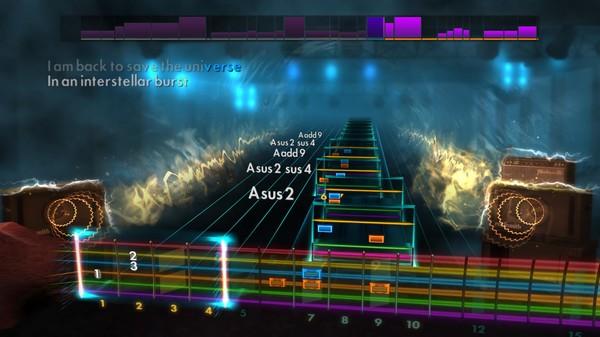 """Скриншот №2 к Rocksmith® 2014 Edition – Remastered – Radiohead - """"Airbag"""""""